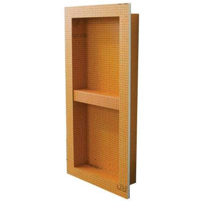 Kerdi-Board-SN 12 in. x 28 in. Shower Niche