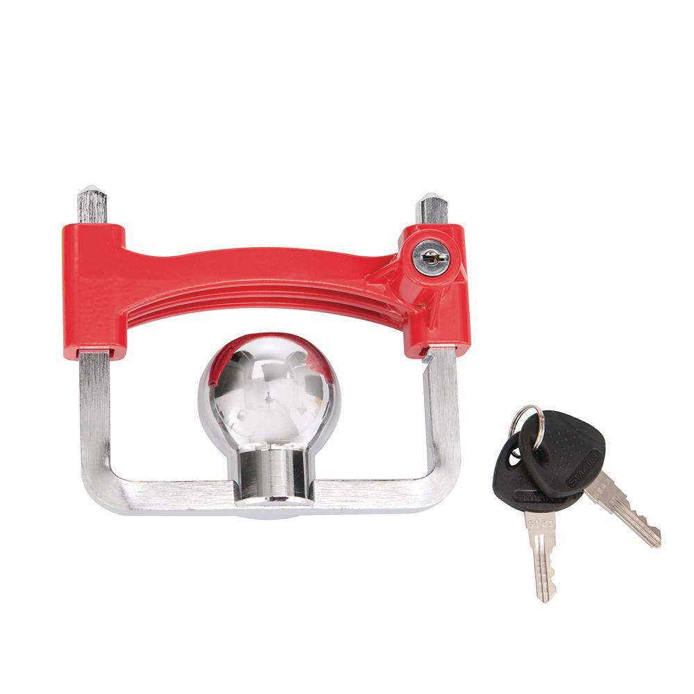 Trailer Coupler Lock Home Depot