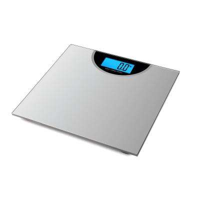 Digital Weight Comparison Bathroom Scale with Color Changing Display