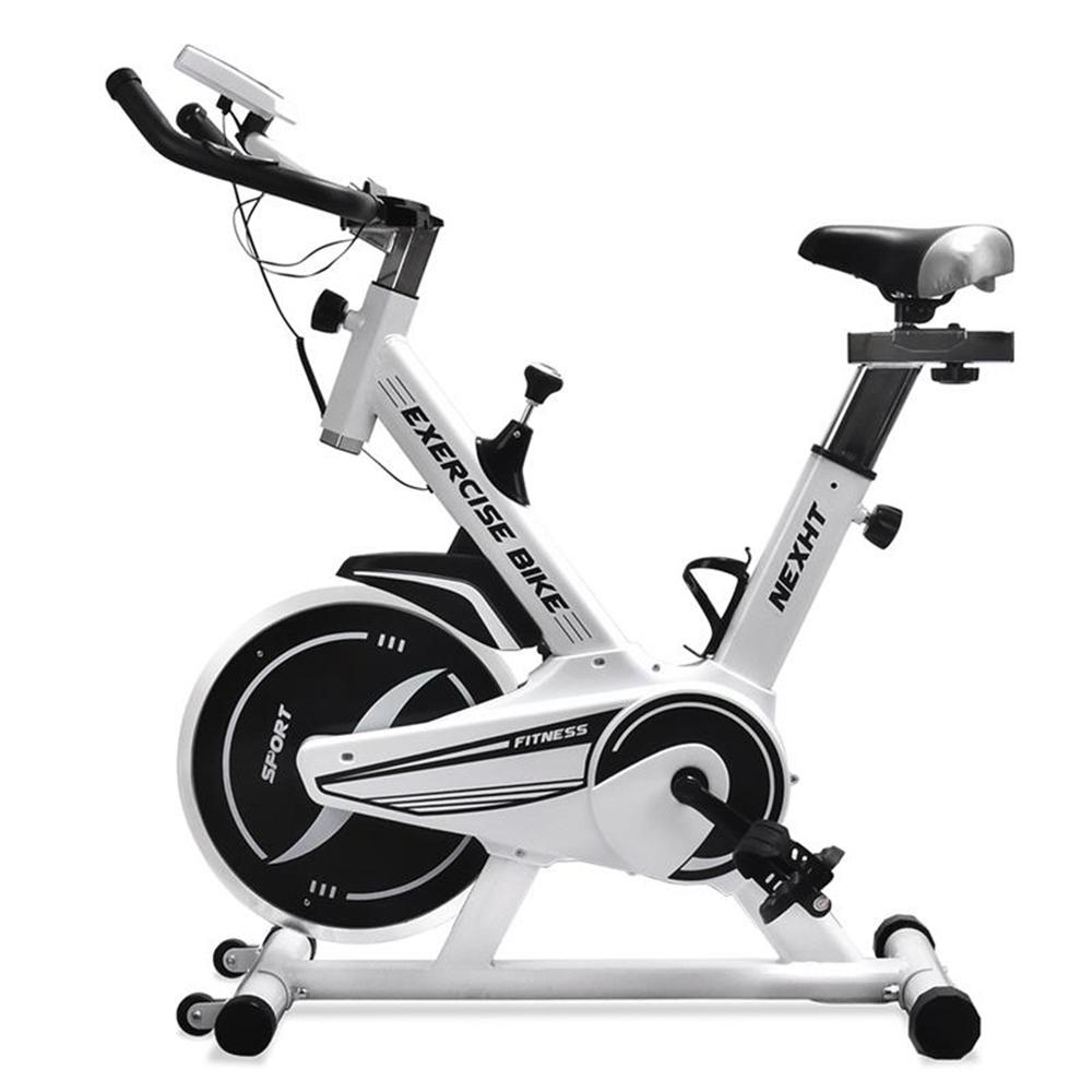 Fitness Sport Exercise Bike with LCD Display and Heart Pulse Sensors