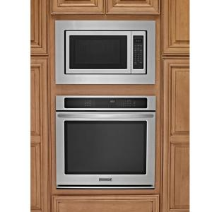 Built In Microwave With Trim Kit Included Bestmicrowave