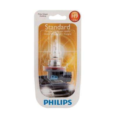 65-Watt Standard 12361/H9 Headlight Bulb