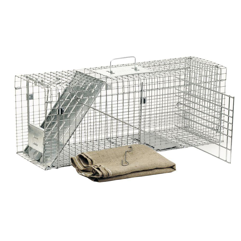 Havahart Feral Cat Rescue Kit 1099 The Home Depot