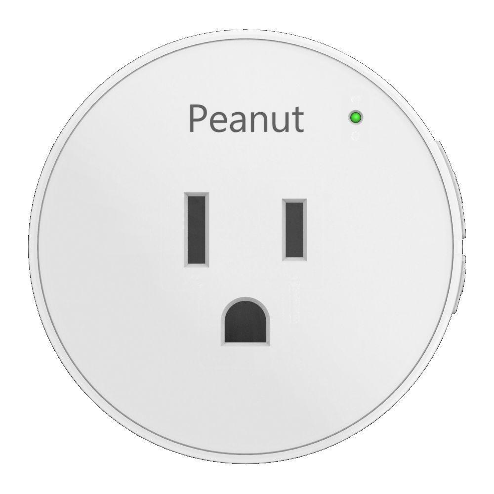 Securifi Peanut Plug, White