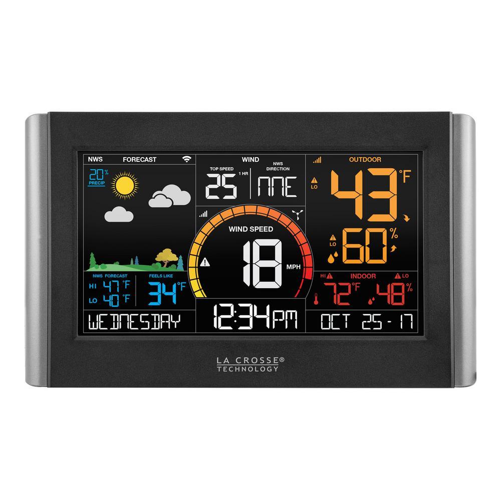 La Crosse Technology 926 25101 Gp Remote Temperature
