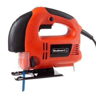 5 Amp Variable Speed Corded Electric Jig Saw with Laser Guide