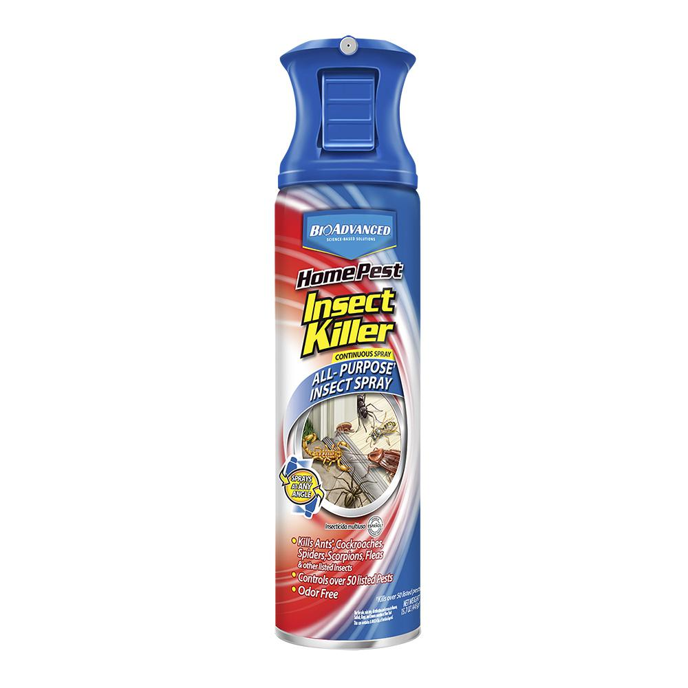 Bioadvanced 15 Oz Spray Home Pest Insect Killer 701310a The Home Depot