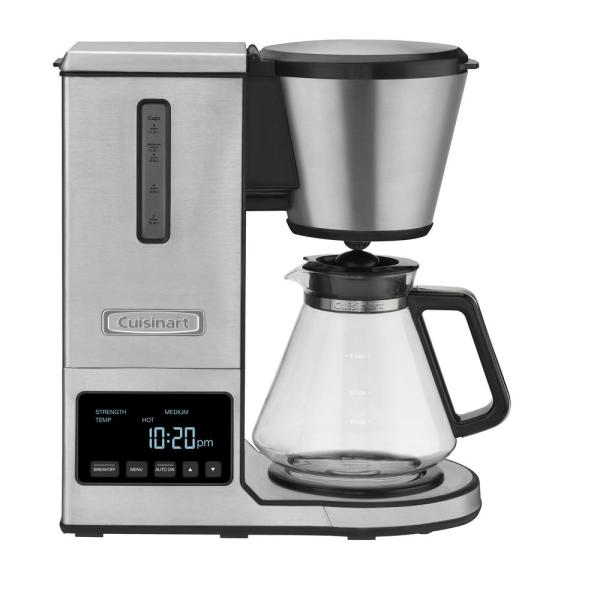 Cuisinart PurePrecision 8-Cup Pour Over Coffee Maker CPO-800