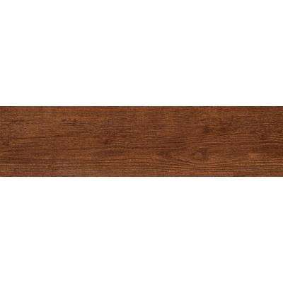 Sonoma Oak 6 in. x 24 in. Glazed Ceramic Floor and Wall Tile (14 sq. ft. / case)