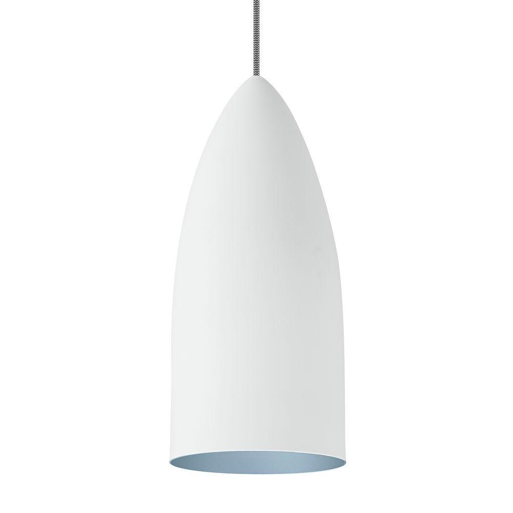 LBL Lighting Signal White Line-Voltage Pendant LBL Lighting Signal White Line-Voltage Pendant