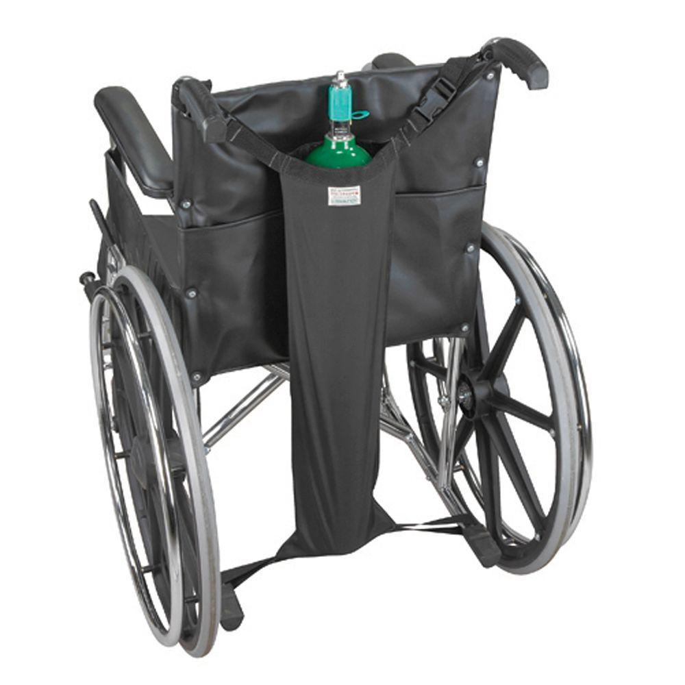 DMI Wheelchair Oxygen Tank Holder  sc 1 st  Home Depot & DMI Wheelchair Oxygen Tank Holder-641-0620-1000 - The Home Depot