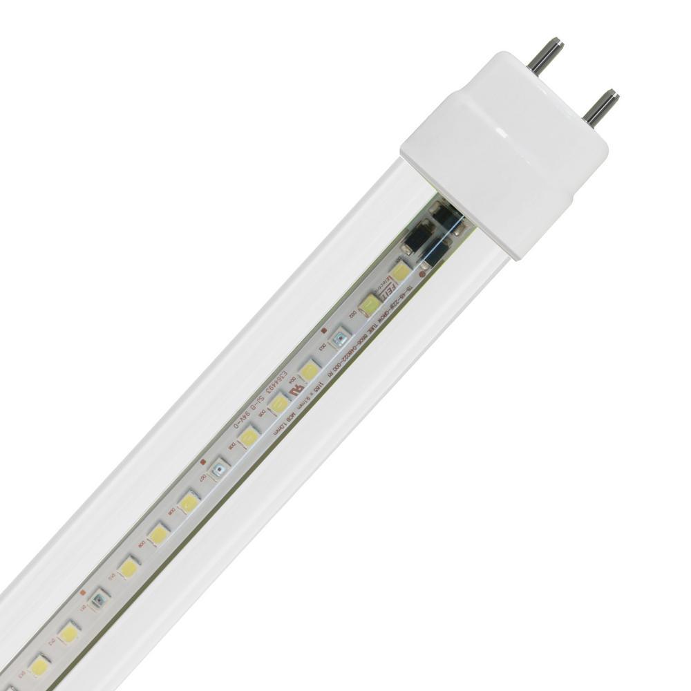 20-Watt 4 ft. Indoor and Outdoor T8 Full Spectrum LED Plant Grow Light