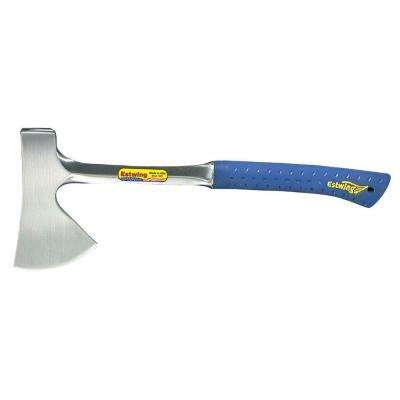 16 in. Camper's Nylon-Vinyl Shock Reduction Grip Handle Axe