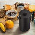 Belwares 34 oz. Black Stainless Steel French Press