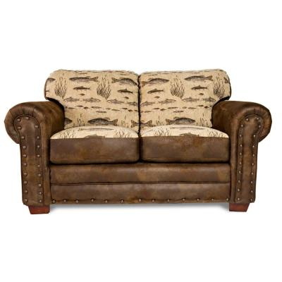 Cool Rustic Sofas Loveseats Living Room Furniture The Theyellowbook Wood Chair Design Ideas Theyellowbookinfo