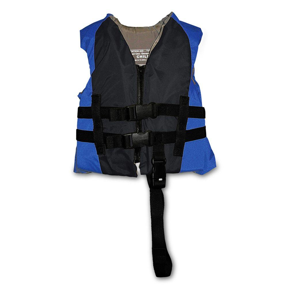 Coast Guard Approved Swim Vest - Child