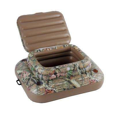 Mossy Oak Break Up Infinity Inflatable Pool Cooler