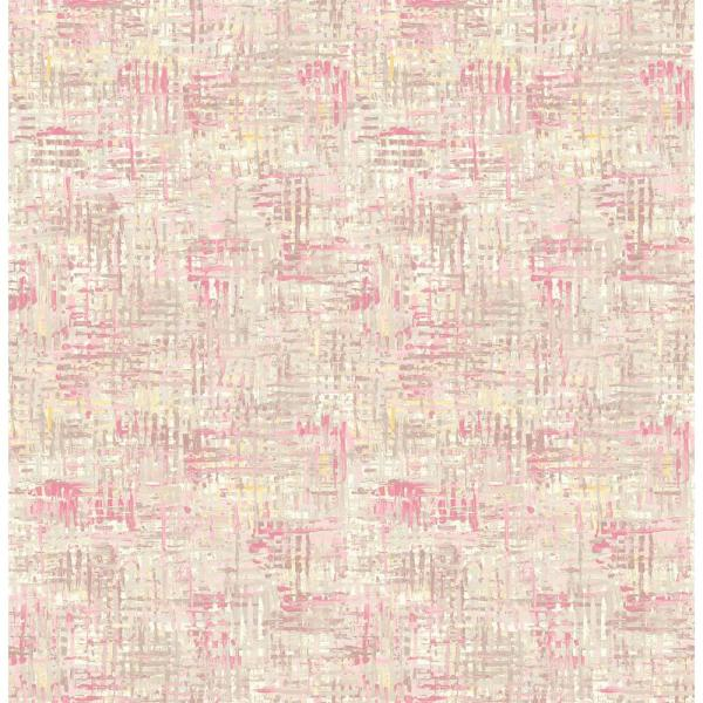 Barack Avalon Pink Weave Wallpaper