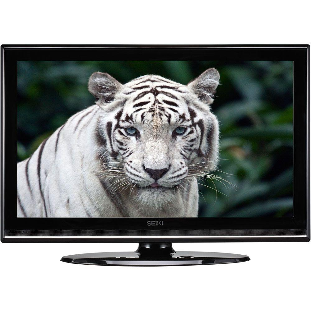 SEIKI 26 in. Class LCD 720p 60Hz HDTV with 3 HDMI-DISCONTINUED
