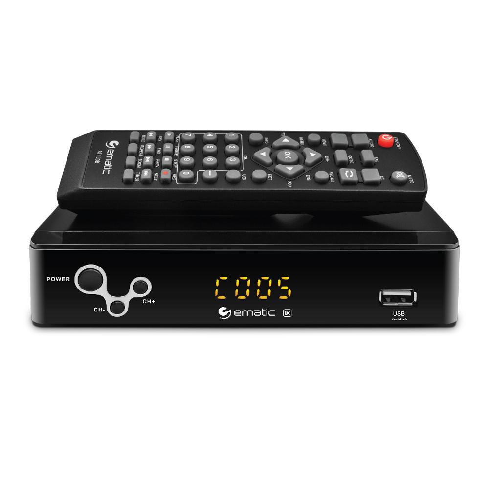 EMATIC Atsc Digital Converter Box
