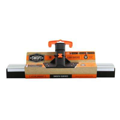 18 in. Floor Squeegee Head
