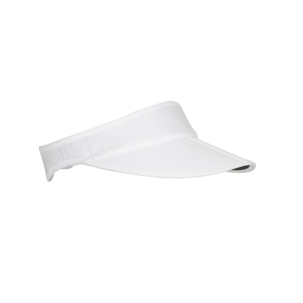 Sunday Afternoons Unisex One Size Fits All White Aero Visor ... 5b9621e6983