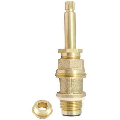 PP-493 Hot and Cold Stem with External Threads for Price Pfister Tub and Shower  Faucets