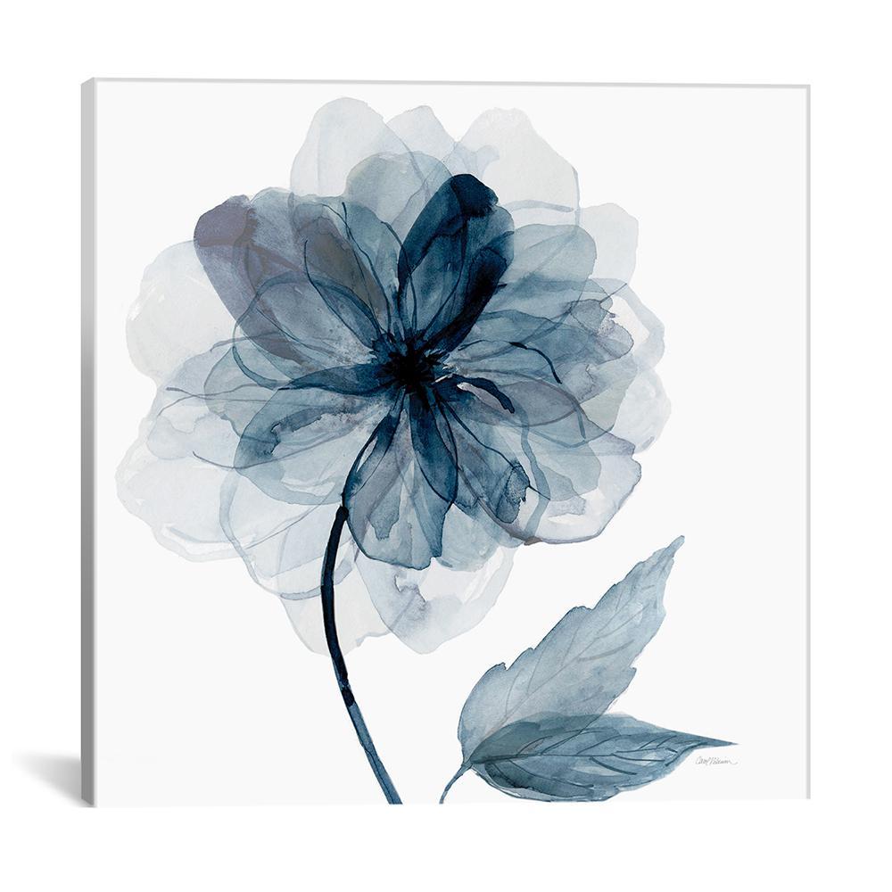"""""""Indigo Bloom I"""" by Carol Robinson Canvas Wall Art"""