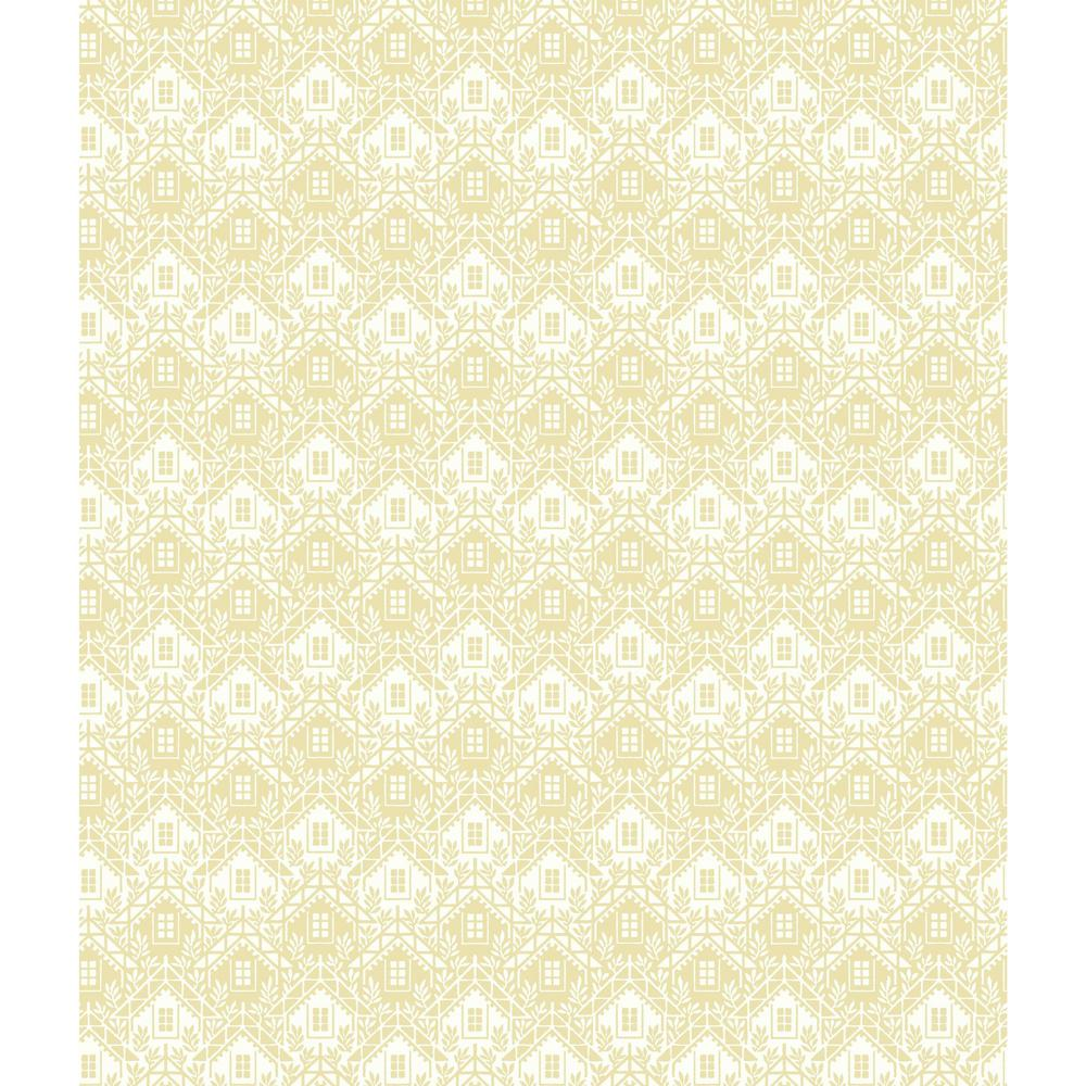 Chalet Paper Strippable Wallpaper (Covers 56 sq. ft.)
