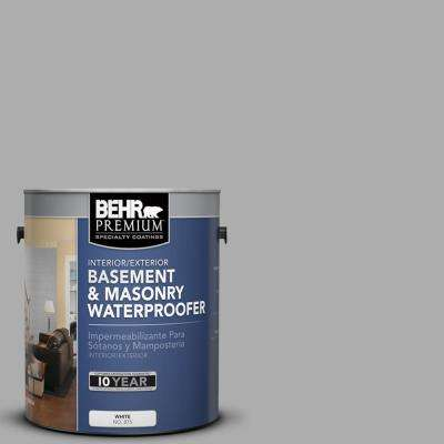 1 gal. #N520-3 Flannel Gray Basement and Masonry Waterproofer