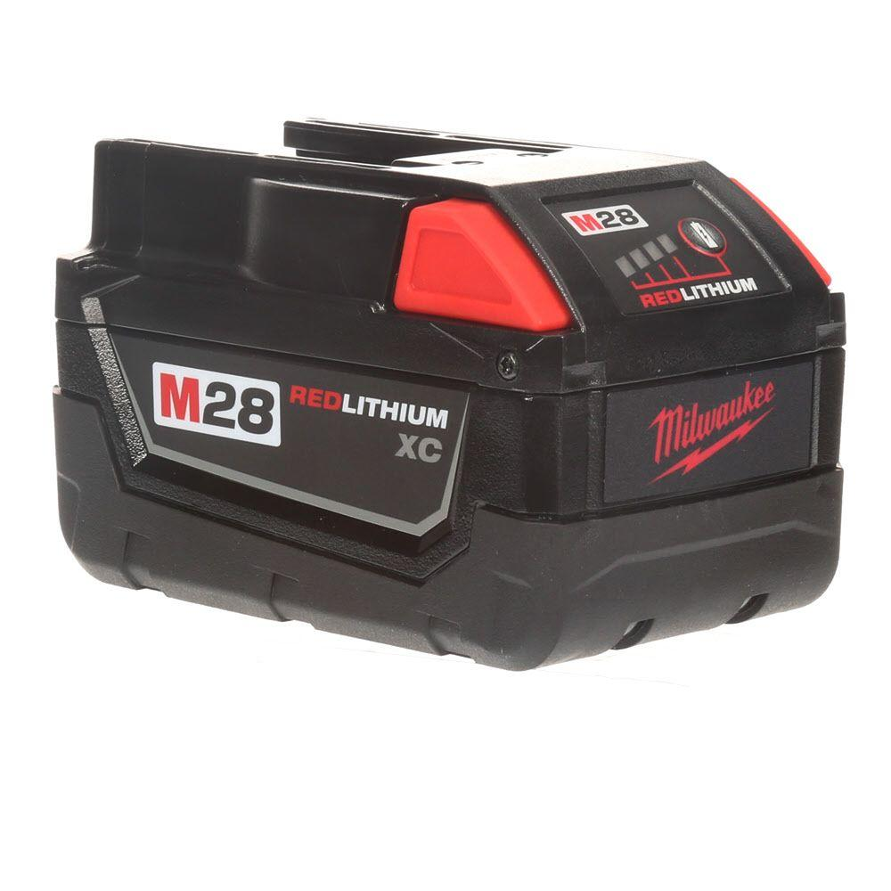 Milwaukee M28 28-Volt Lithium-Ion XC Extended Capacity Battery Pack 3.0Ah