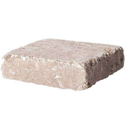 RumbleStone Square 7 in. x 7 in. Cafe Concrete Paver (288 Pieces / 98 Sq. ft. / Pallet)
