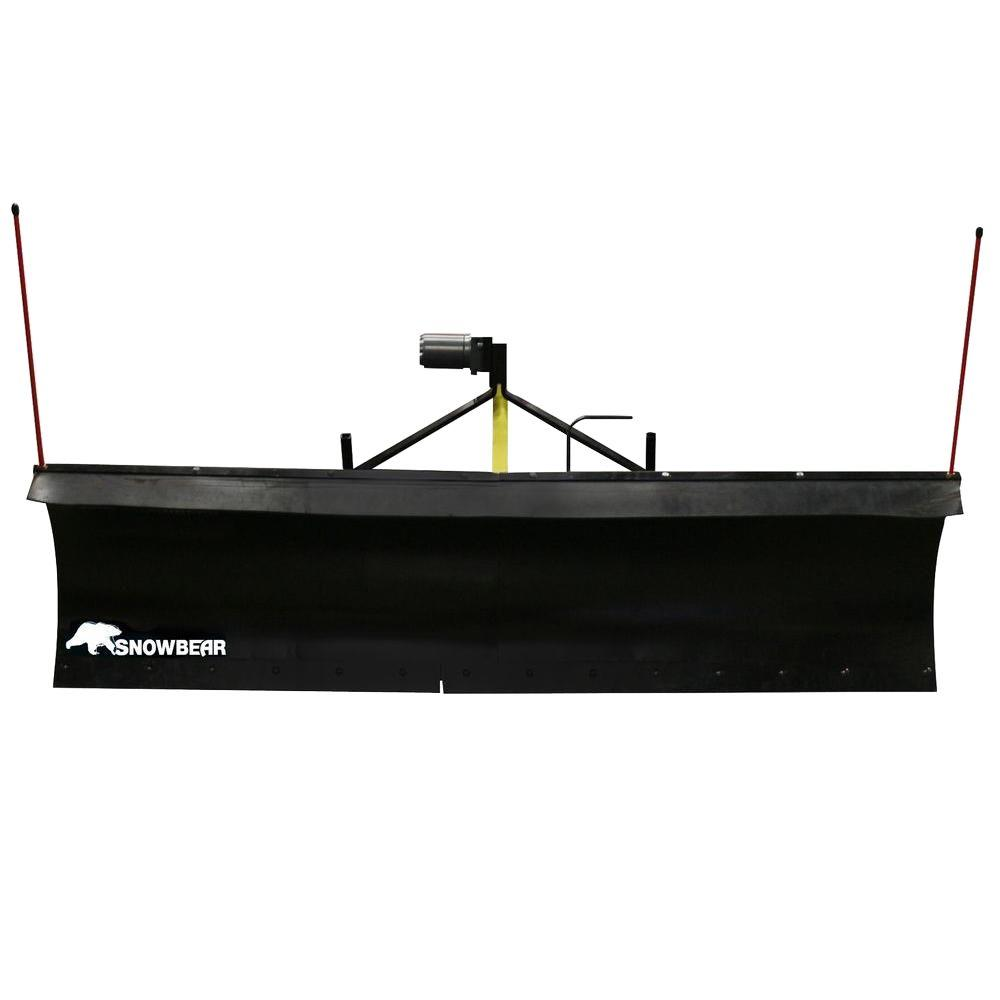 88 in. x 26 in. Snow Plow for F-250 Series Trucks