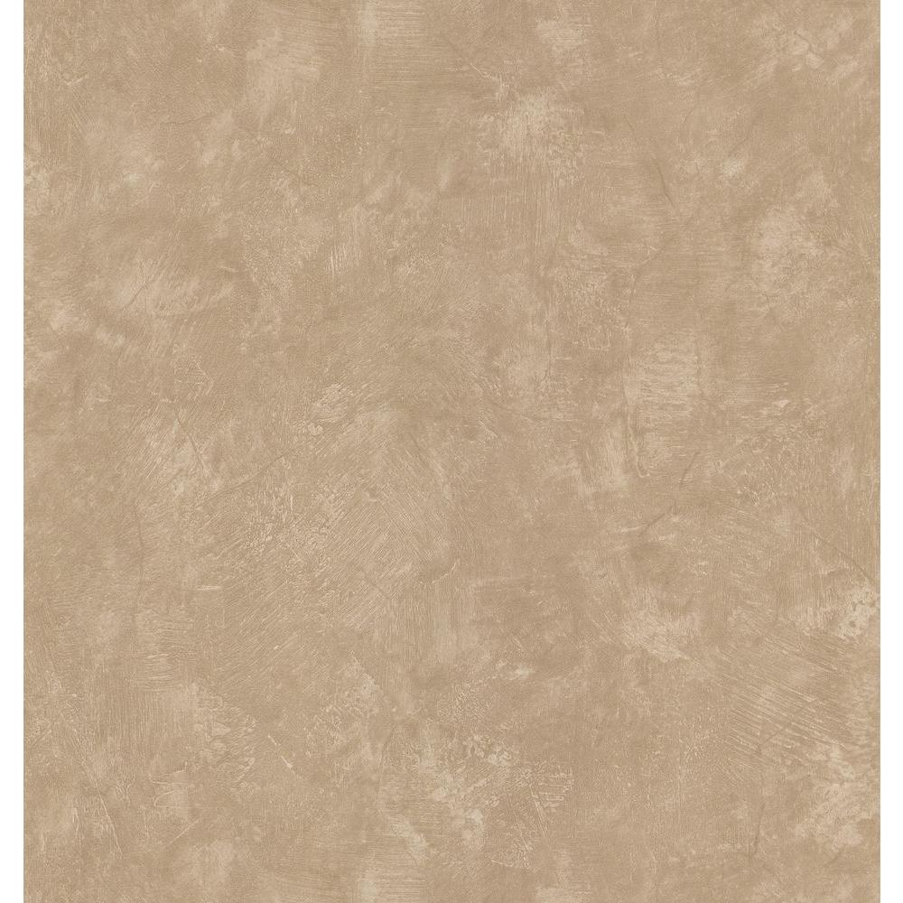 Brewster venetian plaster wallpaper 257 32859 the home depot for Home depot wallpaper