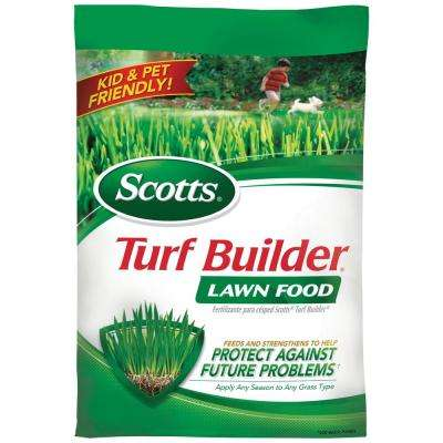 12.6 lb. 5,000 sq. ft. Turf Builder Lawn Food
