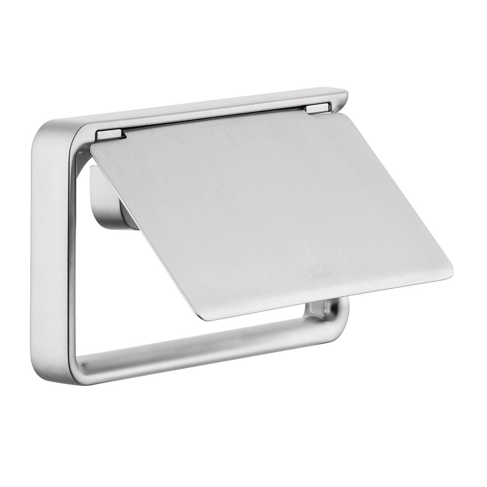 Hansgrohe Axor Universal Toilet Paper Holder in Chrome (G...