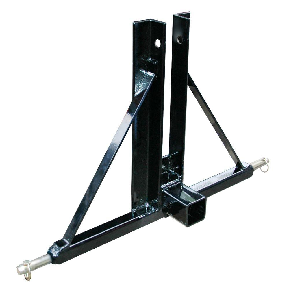 3 Point Hitch 2 in. Receiver Hitch Spreader Mounting Kit