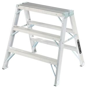 Foldable Step Ladders Ladders The Home Depot