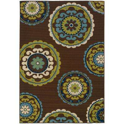 6 In Outdoor Area Rug