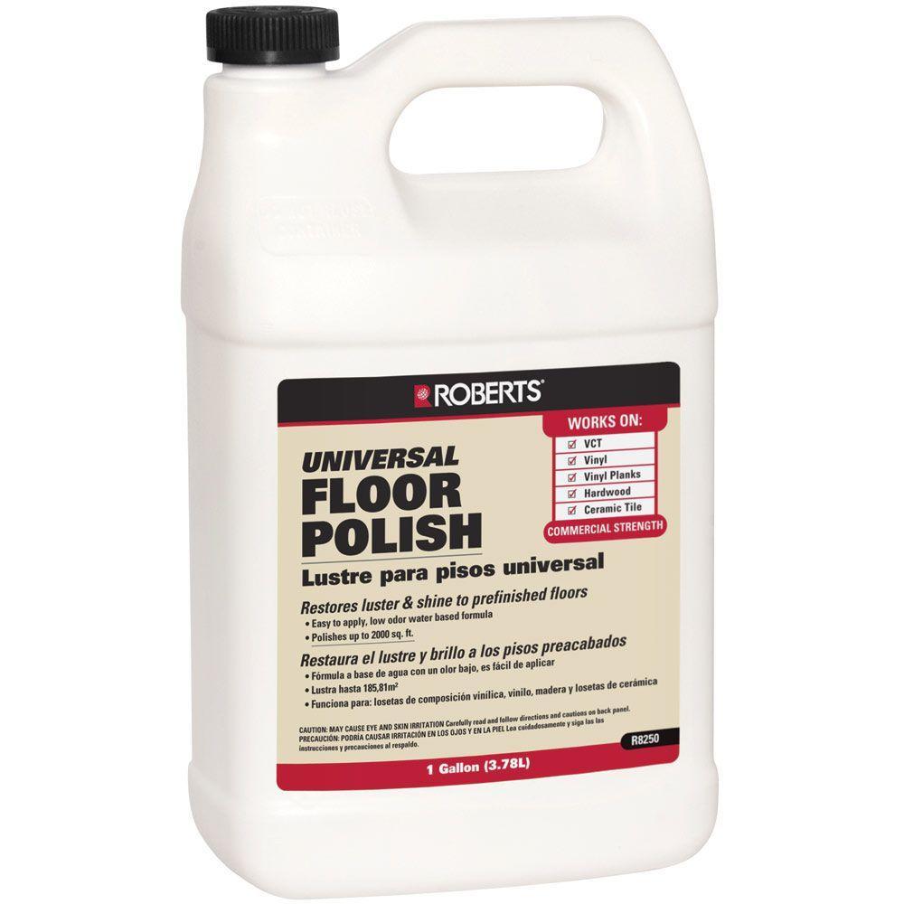 Roberts 1-gal. Universal Floor Polish