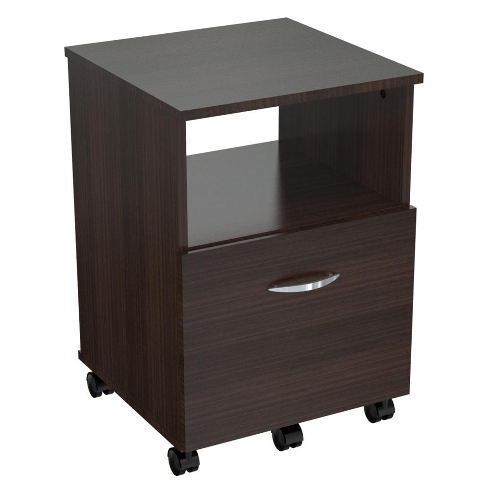 Internet #303766549. Inval Espresso Wengue Filing cabinet  sc 1 st  The Home Depot & Inval Espresso Wengue Filing cabinet-AR-1LTR - The Home Depot