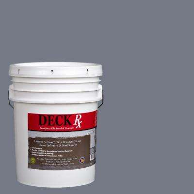 Deck Rx 5 gal. Slate Wood and Concrete Exterior Resurfacer