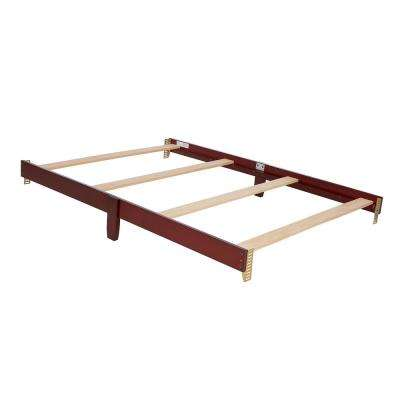 Universal Cherry Full Size Bed Rail (1-Pack)
