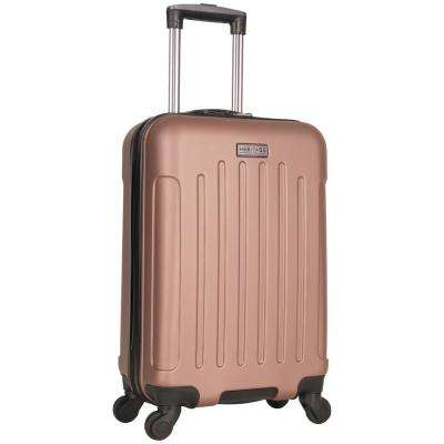 Lincoln Park Collection 20 in. Lightweight Hardside ABS 4-Wheel Upright Carry-On Luggage
