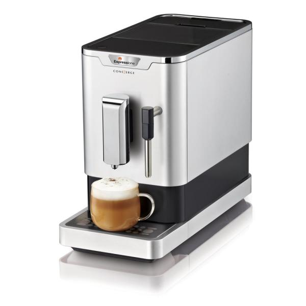 Espressione Concierge Fully Automatic Bean-To-Cup Stainless Steel Espresso