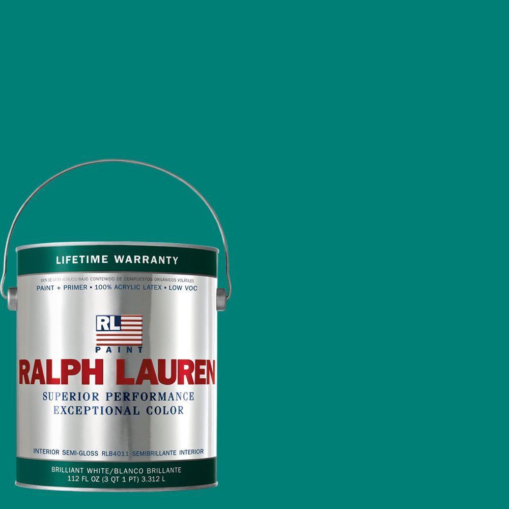 Ralph Lauren 1-gal. Hotel Du La Plage Semi-Gloss Interior Paint