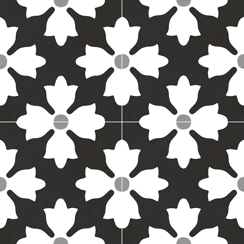 Kasbah 8 in. x 8 in. Matte Porcelain Floor and Wall Tile (5.33 sq. ft. / case)