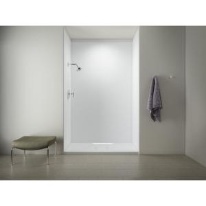 KOHLER Archer 60 in. x 36 in. Single Threshold Shower Base with ...
