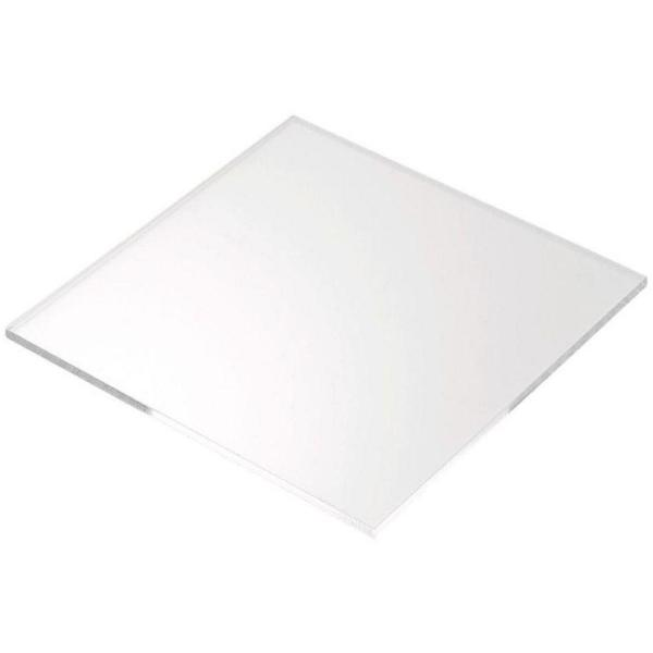48 in. x 96 in. x 1/8 in. Clear Acrylic Sheet
