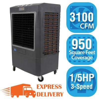 evaporative coolers air conditioners coolers the home depot. Black Bedroom Furniture Sets. Home Design Ideas